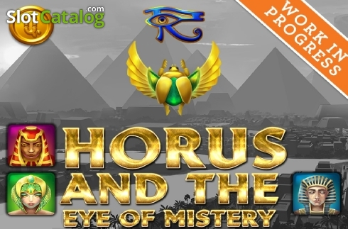 Horus And The Eye Of Mystery (Video Slot från Quickspin)