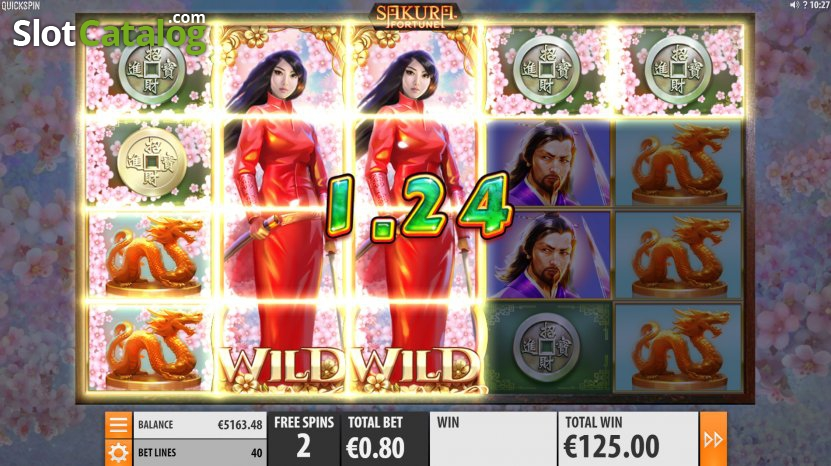 Spiele Sakura - Video Slots Online
