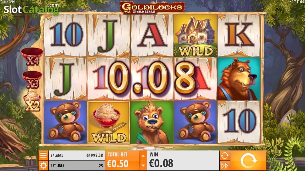 Spiele Goldilocks - Video Slots Online