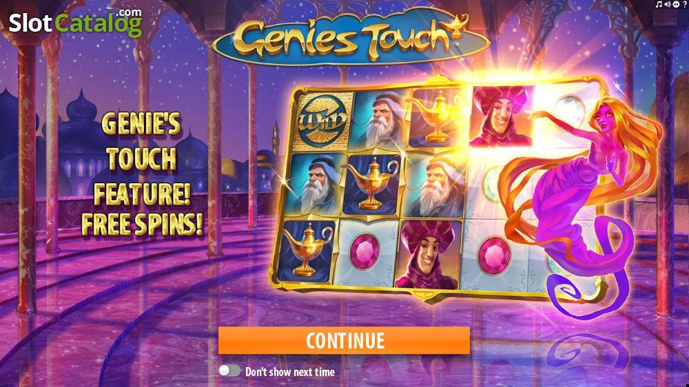 Spiele Genies Touch - Video Slots Online