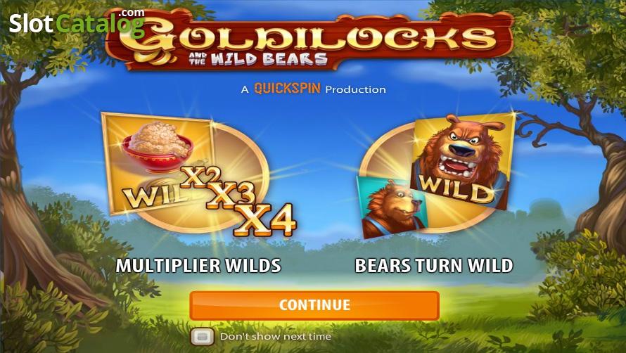 goldilocks casino