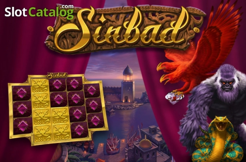 Sinbad (Quickspin) (Video Slot fra Quickspin)