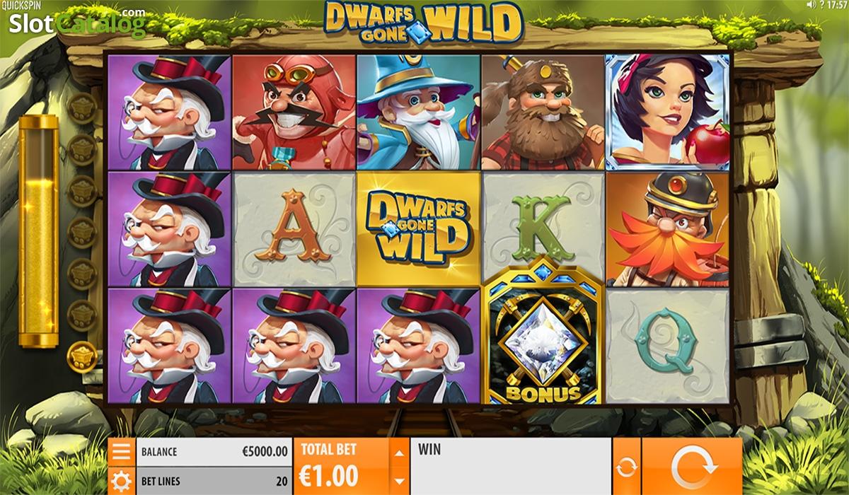 Spiele Dwarfs Gone Wild - Video Slots Online