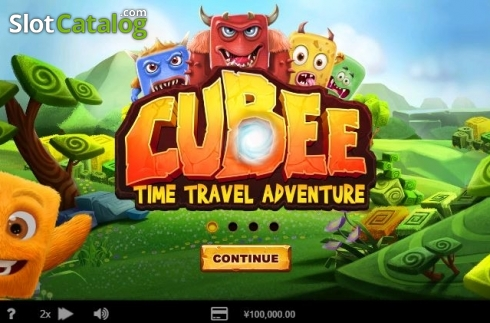 Intro 1. Cubee (Video Slot from RTG)