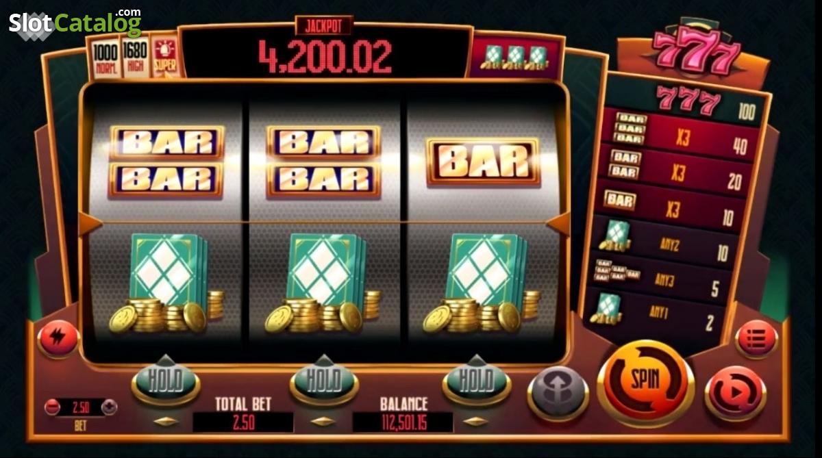 Игровой автомат черти бочки