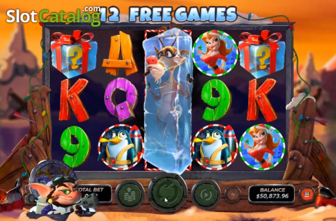 Free Spins 2. Rudolph Awakens (Video Slots from RTG)