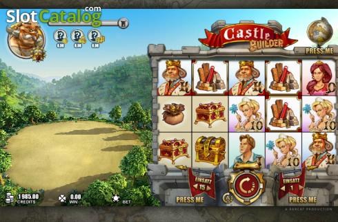 Castle builder rabcat slot game unlimited rtp