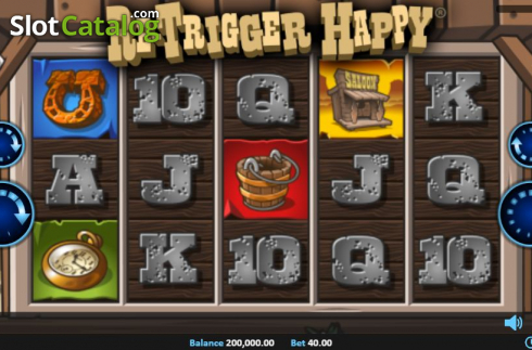 Spiele Trigger Happy - Video Slots Online