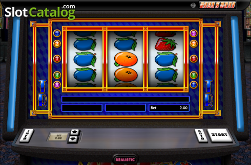 Screen3. Top Reels (Video Slot from Realistic)