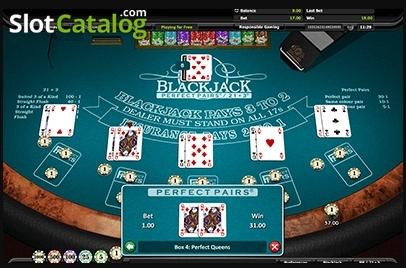 Spiele Perfect Pairs Blackjack - Video Slots Online