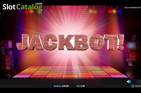 Jackpot. Shuffle Bots (Video Slots from Realistic)