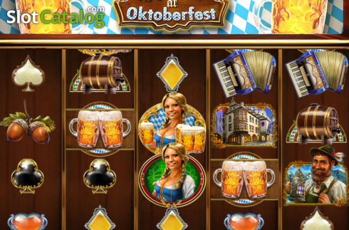 Heidi at the Oktoberfest (Video Slot from Red Rake)