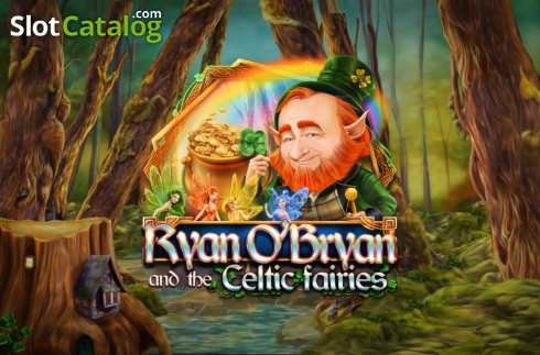 Ryan O'Bryan and the Celtic Fairies (ビデオスロット から Red Rake)