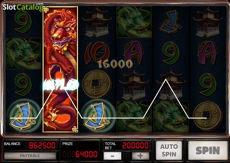 Spiele Legendary Dragons - Video Slots Online