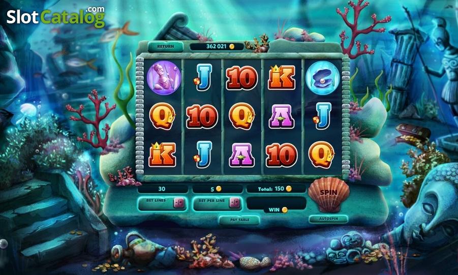 Spiele Poseidon - Video Slots Online