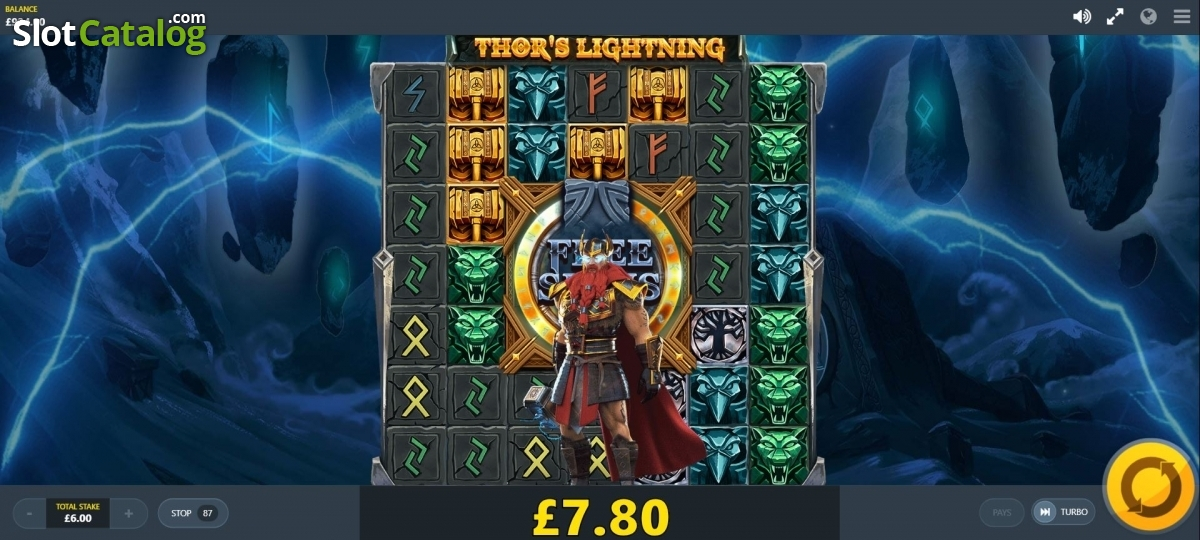 Spiele ThorS Lightning - Video Slots Online