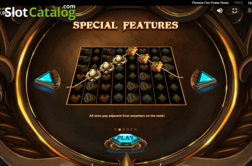 Spiele Phoenix Fire Power Reels - Video Slots Online