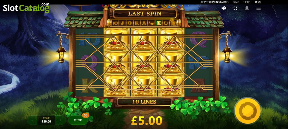 Spiele Leprechauns Magic - Video Slots Online