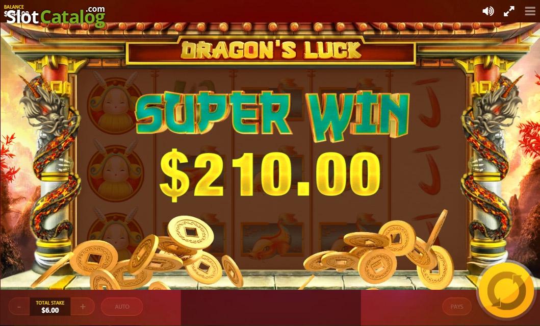 Dragons Luck Slot