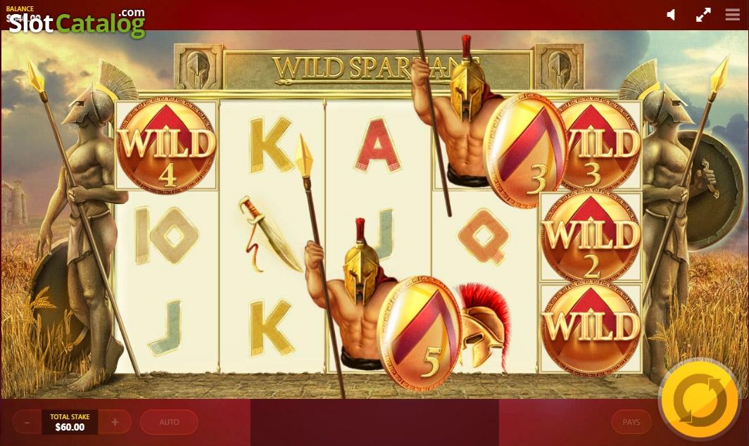 Spiele Wild Spartans - Video Slots Online