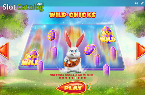 Paytable 6. Lucky Easter (Video Slot from Red Tiger)