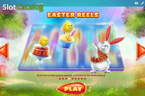 Paytable 4. Lucky Easter (Video Slot from Red Tiger)