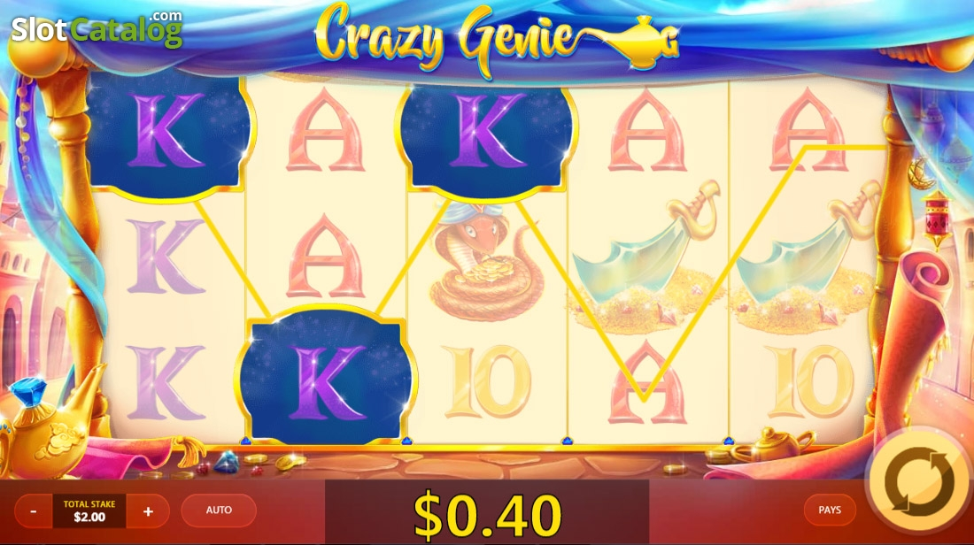 Spiele Crazy Genie - Video Slots Online
