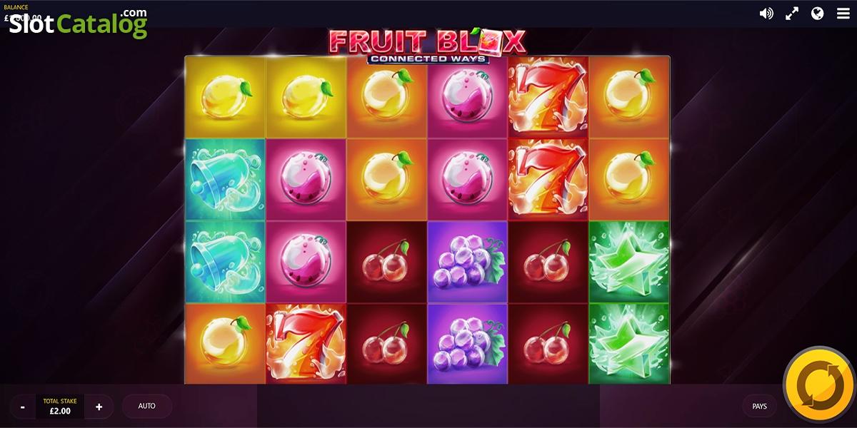 Spiele Fruit Blox - Video Slots Online