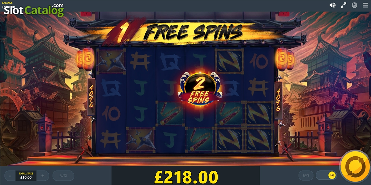 Spiele The Ninja - Video Slots Online