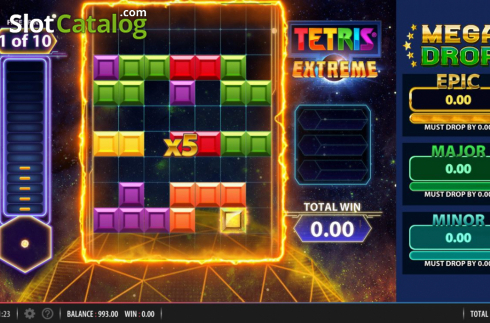 Free Spins 1. Tetris Extreme (Video Slots from Red7)