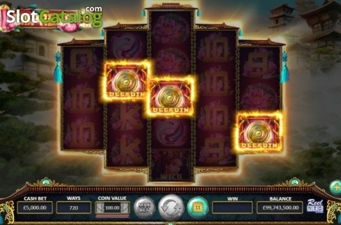 Free Spins. Empress88 (Video Slot from ReelNRG)