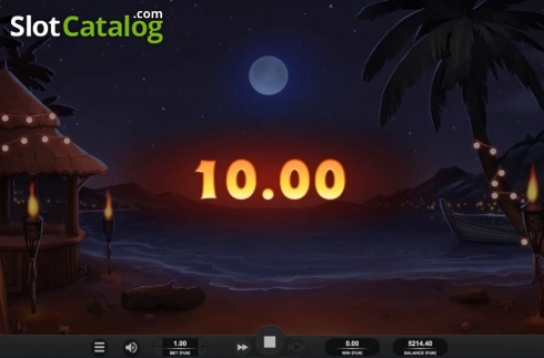 Total Win. Ignite The Night (Video Slot from Relax Gaming)