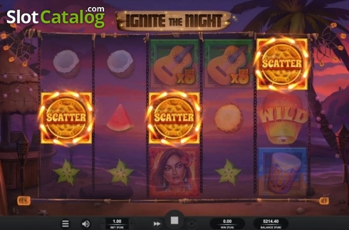 Free Spins 1. Ignite The Night (Video Slot from Relax Gaming)