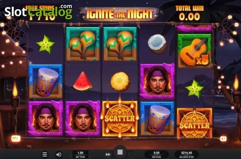 Free Spins 3. Ignite The Night (Video Slot from Relax Gaming)