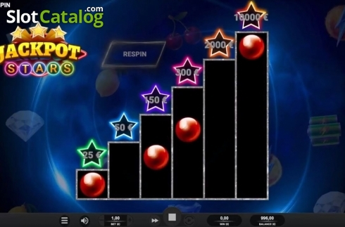 Bonus Game 1. Powerspin (Video Slot from Relax Gaming)