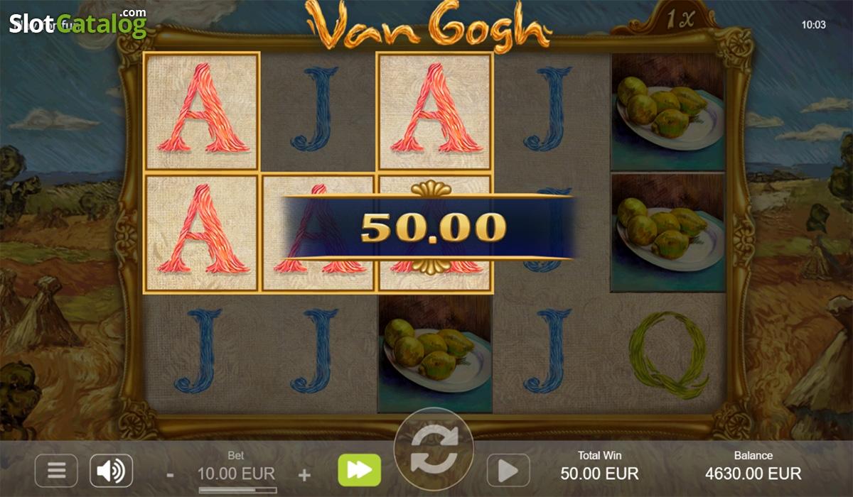 Spiele Van Gogh - Video Slots Online