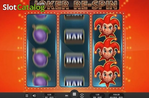 Sticky Wilds and Respins. Epic Joker (Video Slot from Relax Gaming)