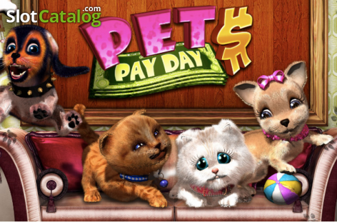 Pets Payday (Video Slot från Revolver Gaming)