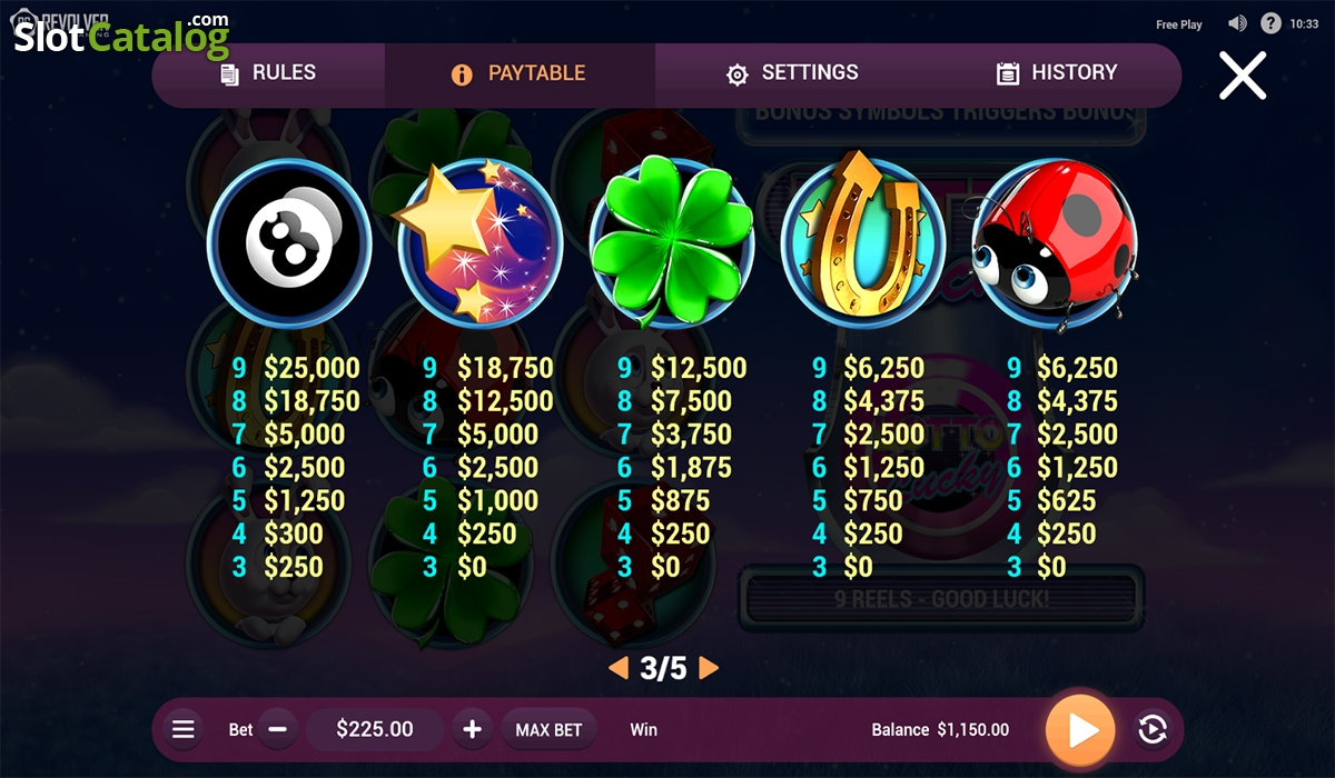 Spiele Lotto Lucky Slot - Video Slots Online