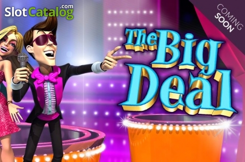 The Big Deal (Revolver). The Big Deal. The Big Deal (Revolver) (Video Slot from Revolver Gaming)