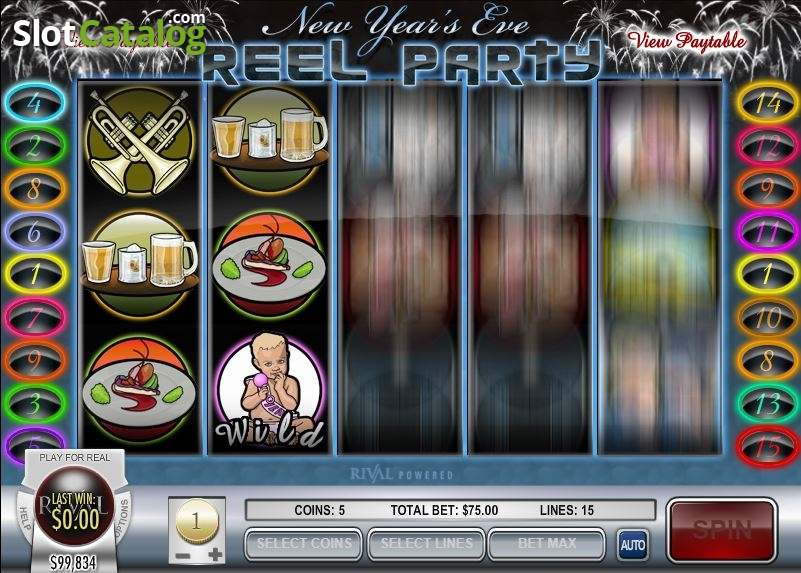 Rival Gaming Slots - Play Free Rival Gaming Slot Machines Online