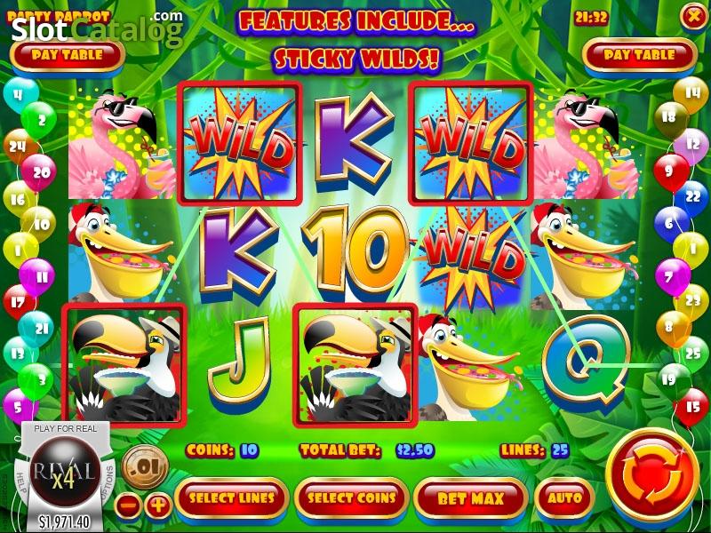 Spiele Party Parrot - Video Slots Online