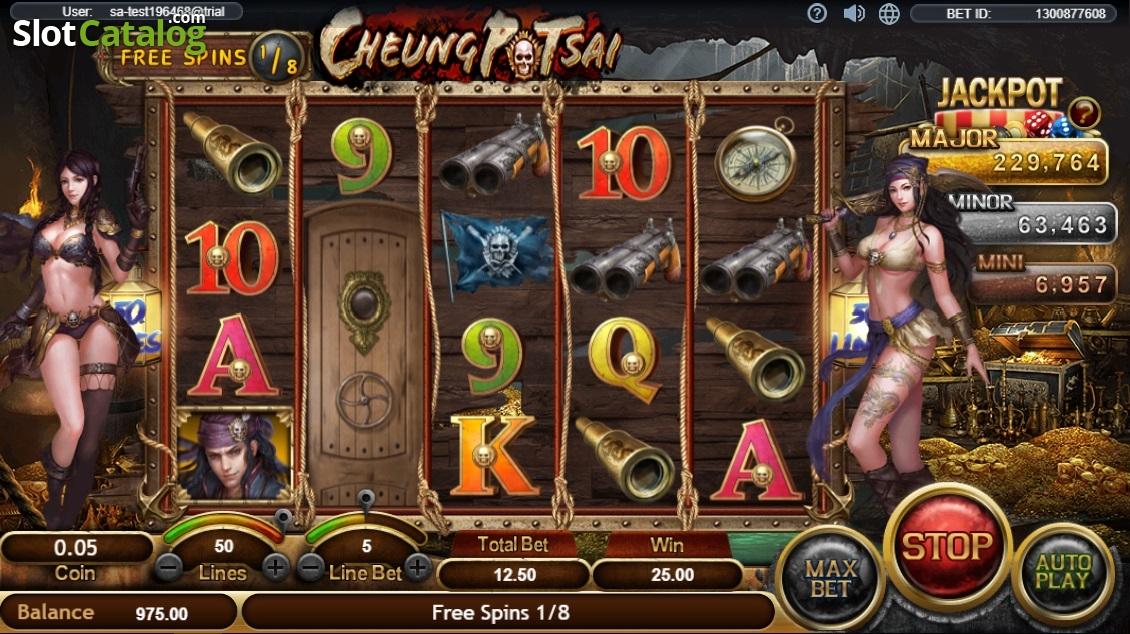 Cheung Po Tsai Slot ᐈ Play for free + Slot Review