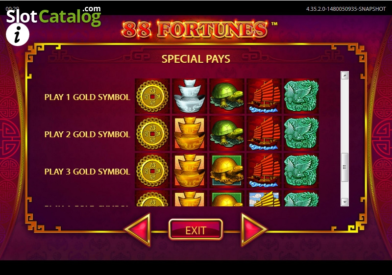 juegos de casino 88 fortunes