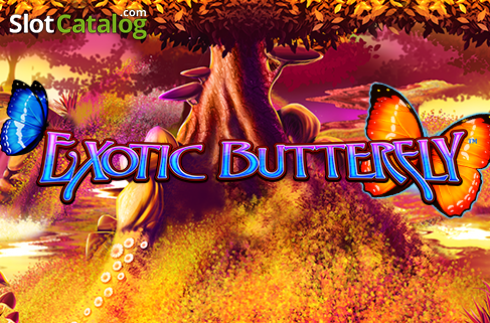 Exotic Butterfly (Video Slot from SG)