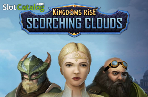 Kingdoms Rise: Scorching Clouds 2020-03-25