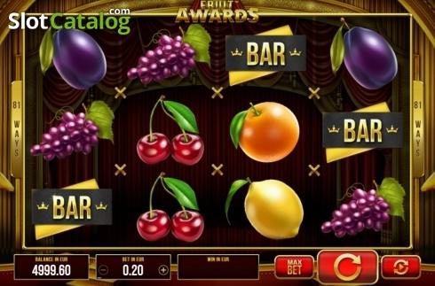 Spiele Fruit Awards - Video Slots Online