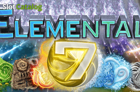 Elemental 7 (Video Slot from Saucify)