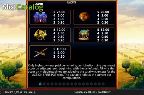 Spiele King Of Babylon - Video Slots Online