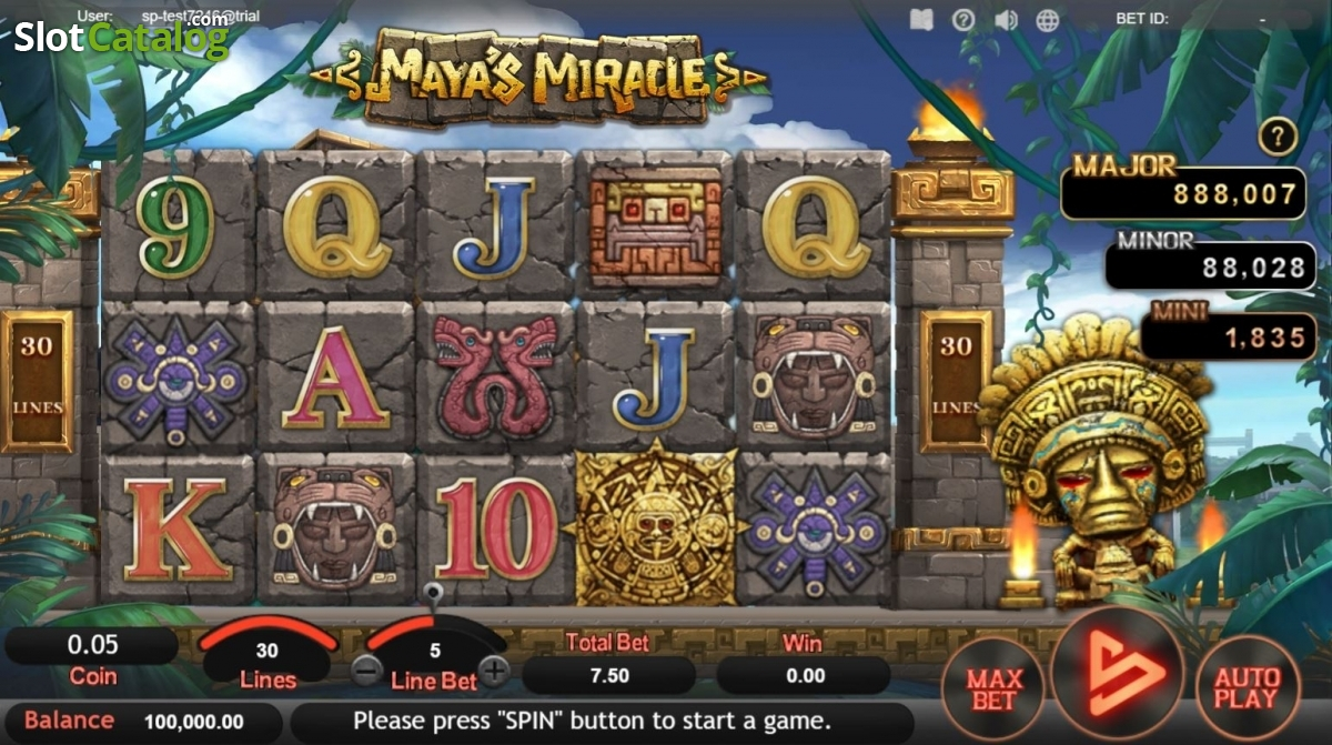Spiele Maya - Video Slots Online